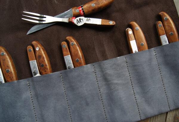 Чехол из кожи для приборов, инструментов на заказ