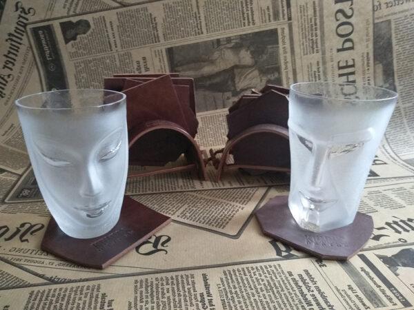 Подставки для бокалов чашек бара стаканов