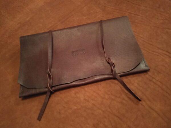 Кожаный чехол для мастера по маникюру педикюру на заказ