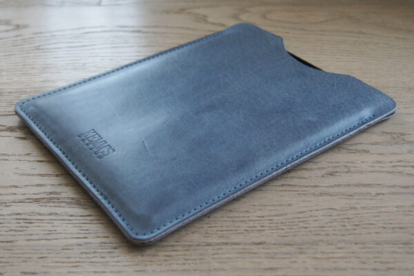Кожаный чехол ручной работы для планшета и айпада