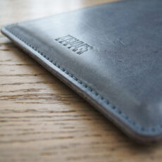 Кожаный чехол для планшета айпада