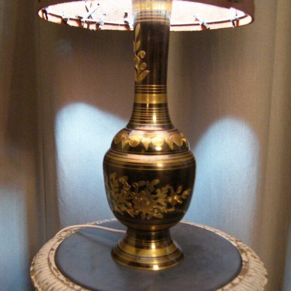 Настольная лампа восточная