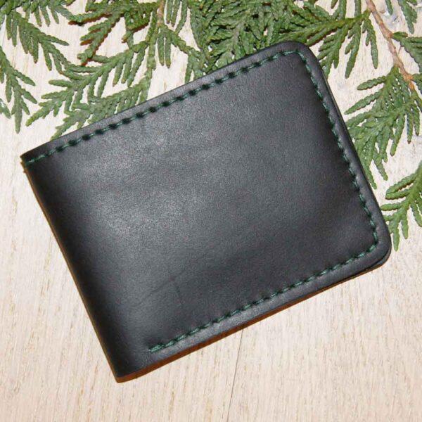 Бумажник черный