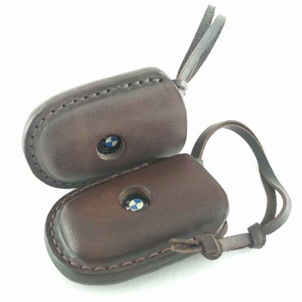 купить кожаный чехол для ключей москва
