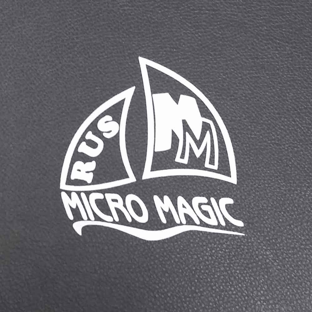 Логотип на кожаных изделиях