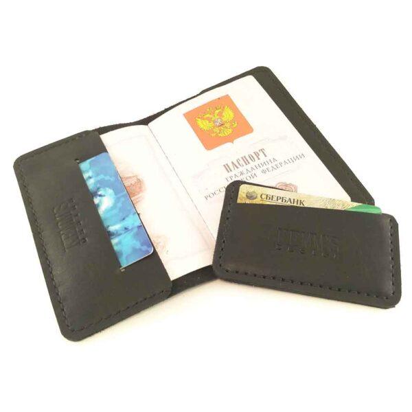 Обложка для паспорта из кожи купить