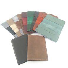 Обложки кожаные для паспорта