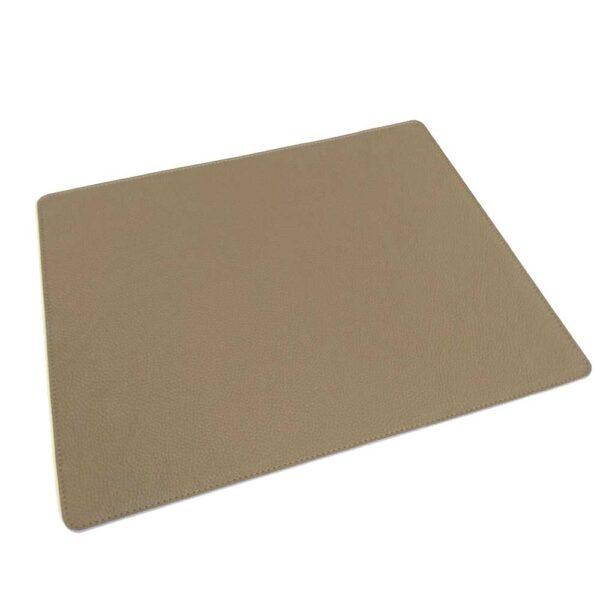 Салфетка для стола из кожи на заказ
